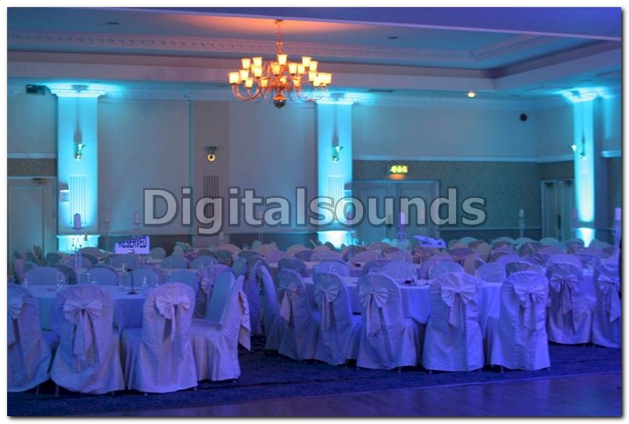 digitalsounds wall lighting hire